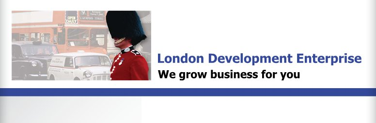 London Development Enterprise  - We grow business for you